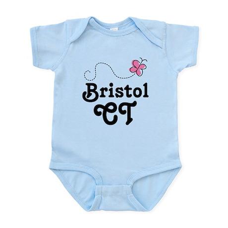 Bristol Conneticut Infant Bodysuit