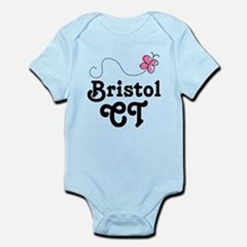 Bristol Conneticut Infant Bodysuit
