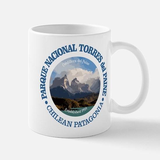 Torres del Paine NP Mugs