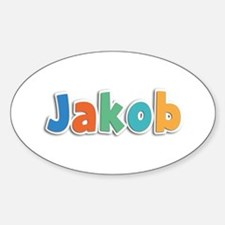 Jakob Spring11B Oval Decal
