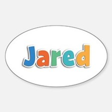 Jared Spring11B Oval Decal
