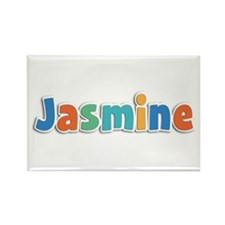 Jasmine Spring11B Rectangle Magnet