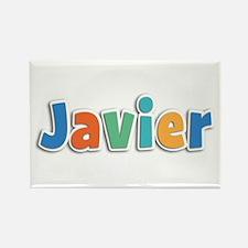 Javier Spring11B Rectangle Magnet