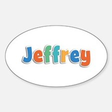 Jeffrey Spring11B Oval Decal