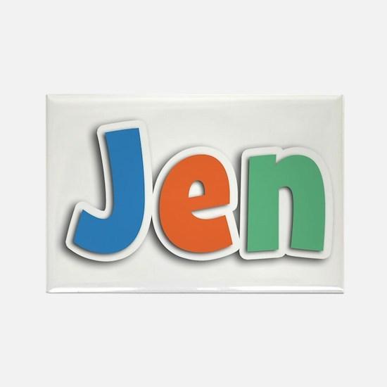 Jen Spring11B Rectangle Magnet