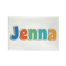 Jenna Spring11B Rectangle Magnet