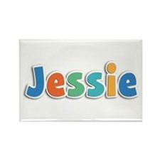 Jessie Spring11B Rectangle Magnet