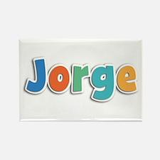Jorge Spring11B Rectangle Magnet