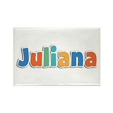 Juliana Spring11B Rectangle Magnet