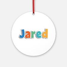 Jared Spring11B Round Ornament