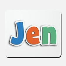 Jen Spring11B Mousepad