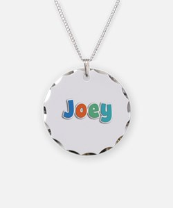 Joey Spring11B Necklace Circle Charm