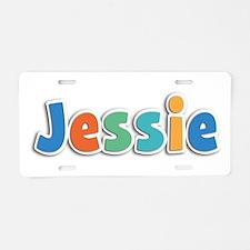 Jessie Spring11B Aluminum License Plate
