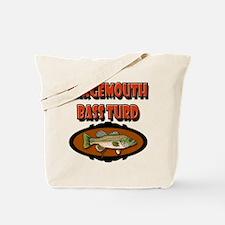 Bass Turd Tote Bag