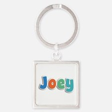 Joey Spring11B Square Keychain