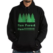 Run Forest Run Hoody