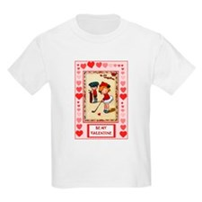 Valentine on the golf course T-Shirt
