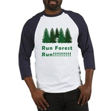 Run Forest Run Baseball Jersey