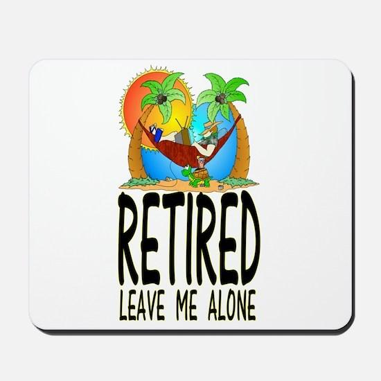 retired Mousepad