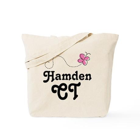 Hamden Connecticut Tote Bag