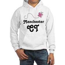Manchester Connecticut Hoodie
