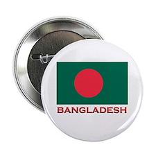 Bangladesh Flag Gear Button