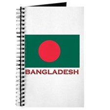 Bangladesh Flag Gear Journal