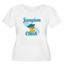 Jungian Chick #3 T-Shirt