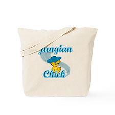 Jungian Chick #3 Tote Bag