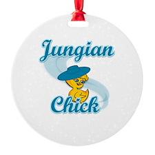 Jungian Chick #3 Ornament