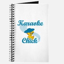 Karaoke Chick #3 Journal