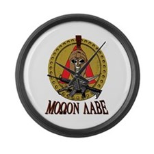 Molon Labe MkII Large Wall Clock