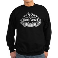 Breckenridge Mountain Emblem Sweatshirt