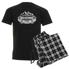 Breckenridge Mountain Emblem Pajamas