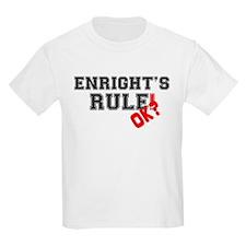 ENRIGHTS RULE OK! T-Shirt