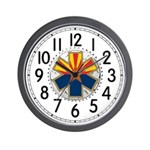 Arizona EMS Wall Clock