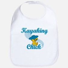 Kayaking Chick #3 Bib