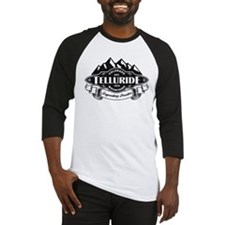 Telluride Mountain Emblem Baseball Jersey