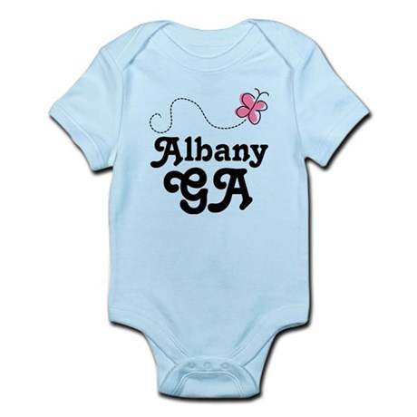 Albany Georgia Infant Bodysuit