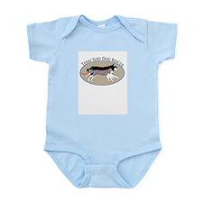 Tan logo...softer image Infant Bodysuit