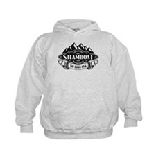 Steamboat Mountain Emblem Hoodie