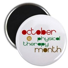 "Physical Therapy Month 2.25"" Magnet (10 pack)"