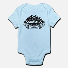 Snowmass Mountain Emblem Infant Bodysuit