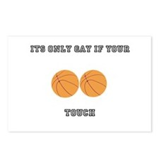 Balls Postcards (Package of 8)