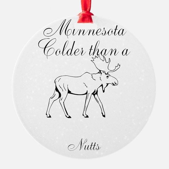 Minnesota Ornament