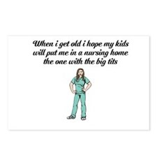 Nursing Postcards (Package of 8)