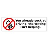 Distracted driving Single