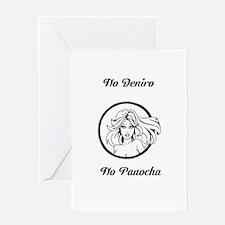 Panocha Greeting Card