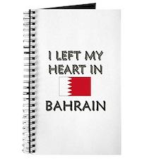 I Left My Heart In Bahrain Journal