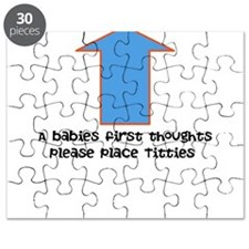 Baby food Puzzle